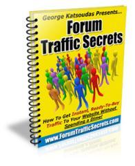 Forum Traffic Secrets