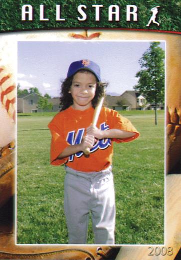Andrew Baseball 2008