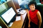Andrew - First Day of School, August 2014