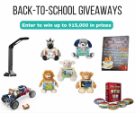 Educents Back to School Giveaway